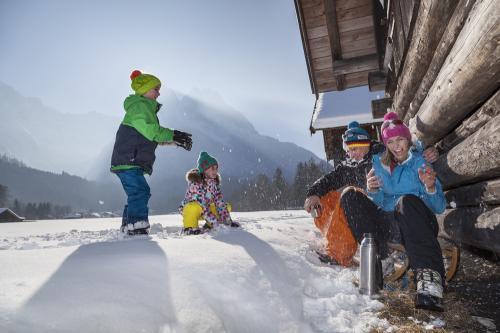 Familienwinter in Grainau